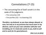 connotations 7 151