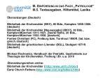 iii einf hrung in das fach patrologie iii 5 textausgaben hilfsmittel lexika3