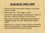 basketball 1900 19093