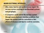 neuro electronic interfaces2