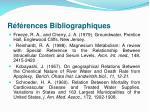 r f rences bibliographiques1