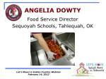 angelia dowty