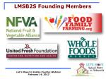 lmsb2s founding members