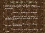 teologia p s moderna