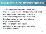 eching service centre for older people de