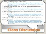 class discussion1