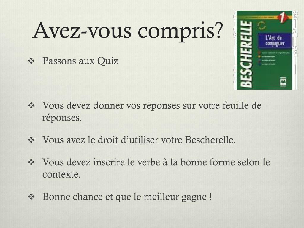 Ppt Capsule Sur L Accord Du Verbe Avec Son Sujet Powerpoint Presentation Id 2213323