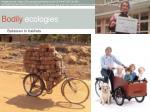 bodily ecologies