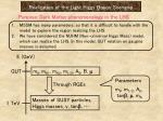 realization of the light higgs boson scenario