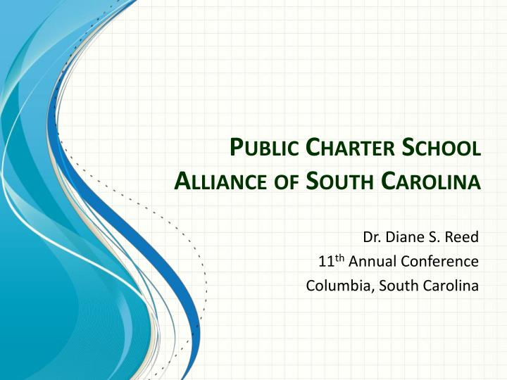 public charter school alliance of south carolina n.