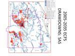 2005 2035 ecfs drawdowns sas