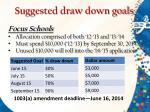 1003 a amendment deadline june 16 2014