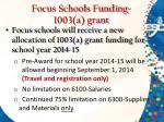 focus schools funding 1003 a grant1