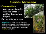 symbiotic relationships1