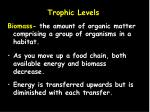 trophic levels1