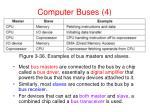 computer buses 4