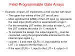 field programmable gate arrays2