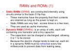 rams and roms 1