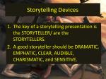 storytelling devices