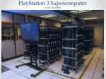 playstation 3 supercomputer only 35 000