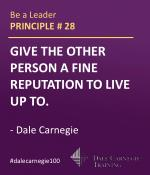 be a leader6
