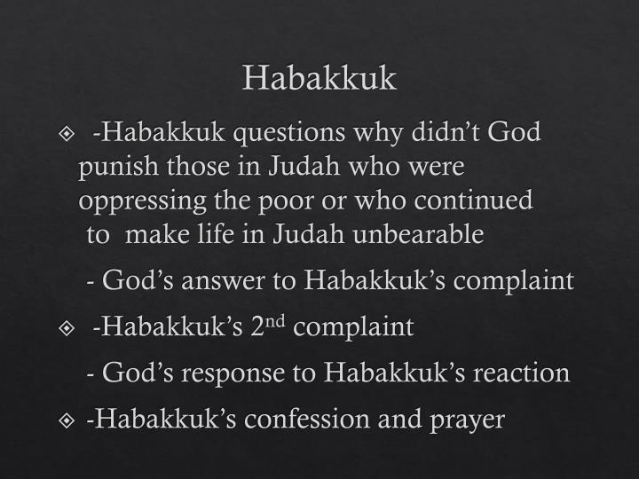 Habakkuk1