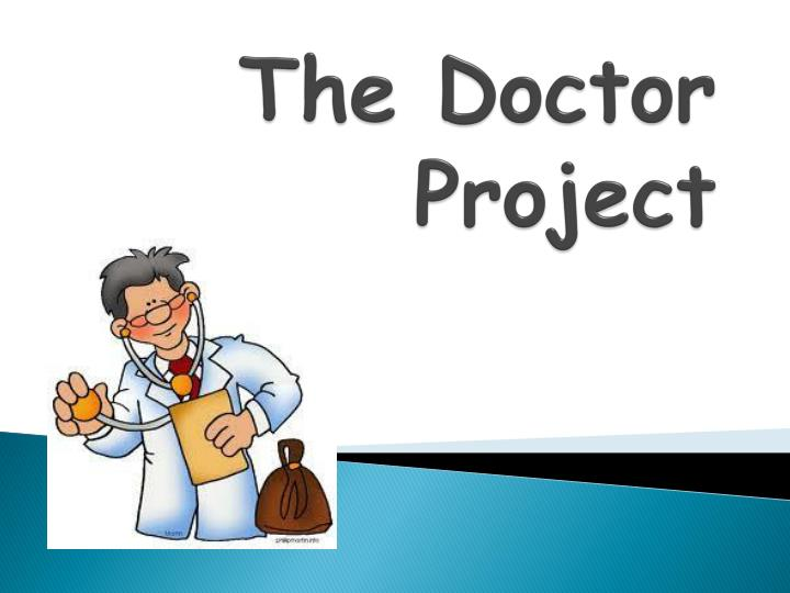 the doctor project n.