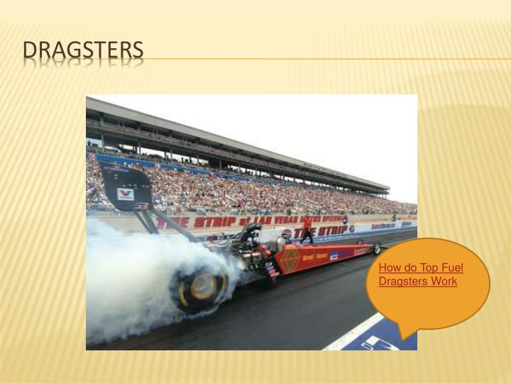 dragsters n.
