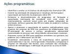 a es program ticas