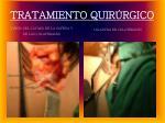 tratamiento quir rgico1