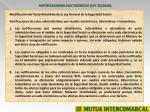 notificaciones electr nicas ley 32 2010