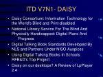 itd v7n1 daisy
