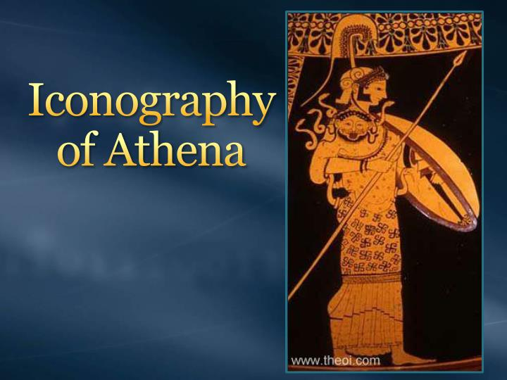 iconography of athena n.