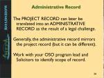 administrative record4