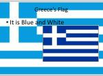 greece s flag