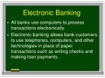 electronic banking1