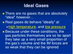 ideal gases1