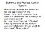 elements of a process control system6
