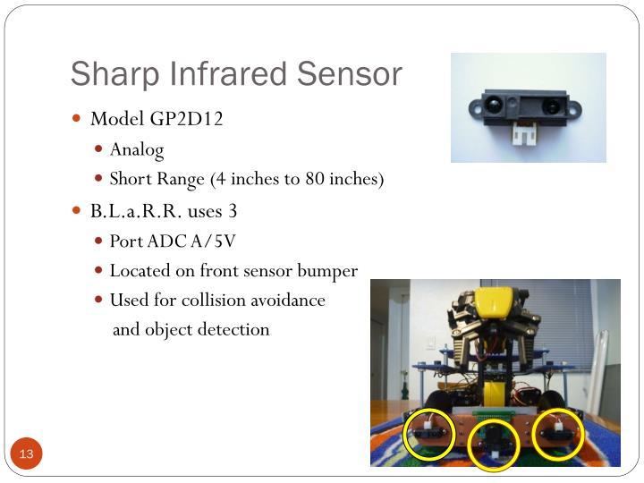 Sharp Infrared Sensor
