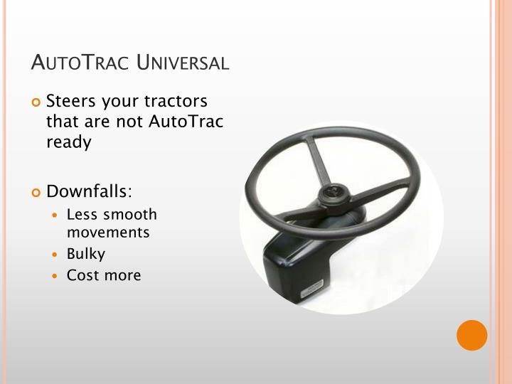 AutoTrac Universal