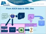 from ascii data to xml files1