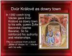 dv r kr lov as dowry town