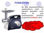 fonks yon