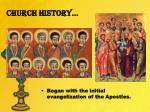 church history1