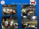 yac crab feast