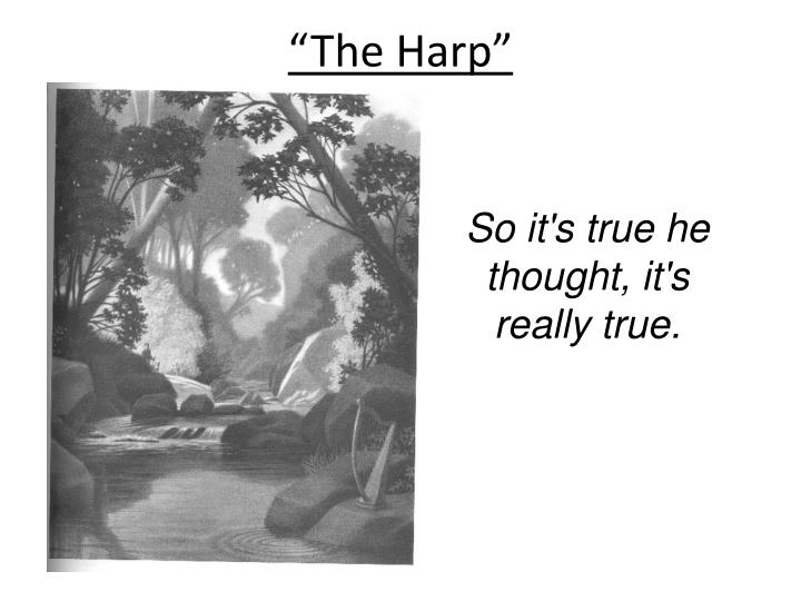 Ppt The Mysteries Of Harris Burdick Powerpoint