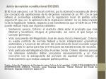 juicio de revisi n constitucional 305 2003