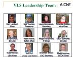 vls leadership team