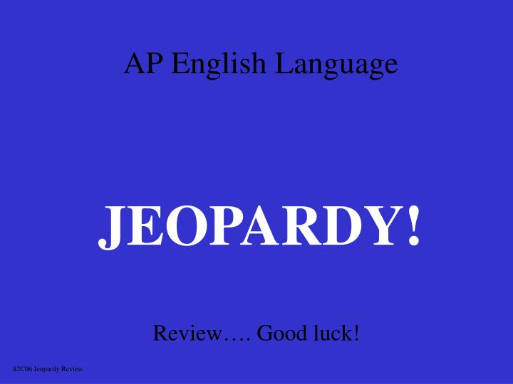 ap english language n.