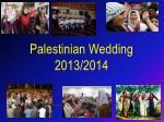 palestinian wedding 2013 2014